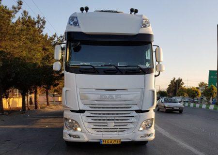 زمان ثبت نام واردات کامیونهای کارکرده ۳ سال ساخت