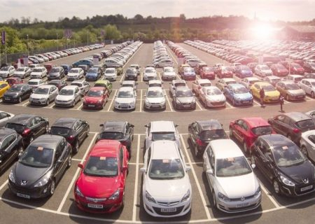 کاهش ۹۷ درصدی فروش خودرو در بریتانیا