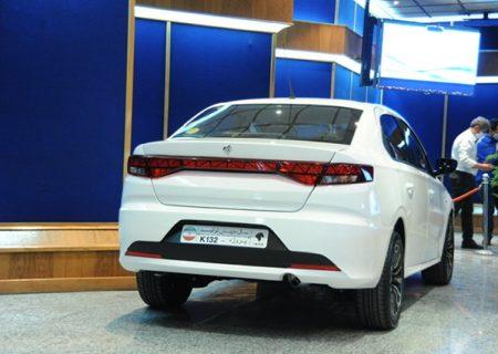 رونمایی از خودروی جدید ایران خودرو