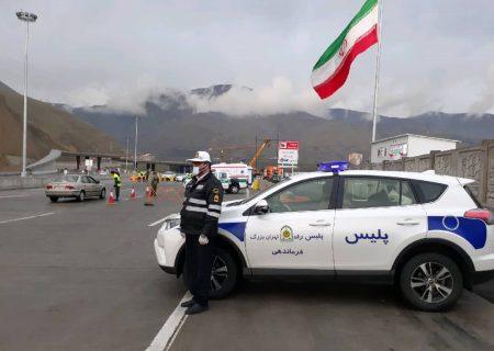"""محدودیت های ترافیکی در آزادراه """"تهران- شمال"""""""