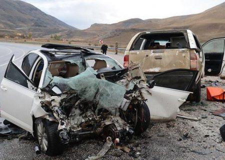 تلفات سوانح رانندگی ۲۳درصد کاهش یافت