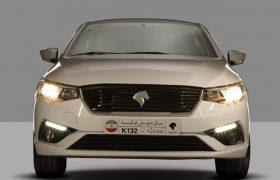 نخستین فیلم از پروژه K132 ایران خودرو