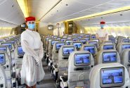 شرکت هواپیمایی امارات بطور رایگان مسافران خود را 'بیمه کرونا' میکند