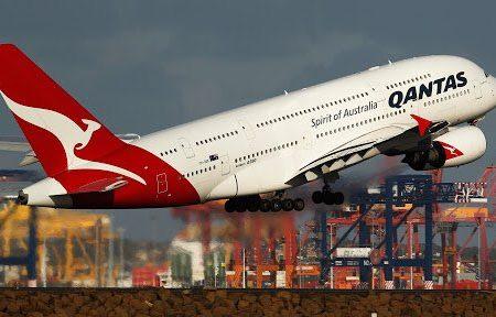 هواپیمایی کانتاس استرالیا، از معدوترین ایرلاین های بدون سانحه