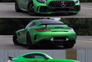 آغاز فروش مرسدس AMG GT در اروپا
