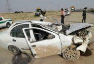 تصادفات جادهای کاهش یافت