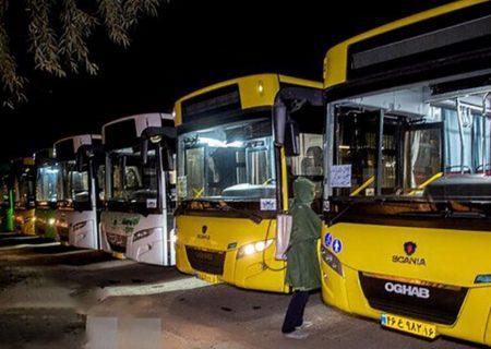 قیمت اتوبوس در ۱۰ سال، ۶ برابر شد!