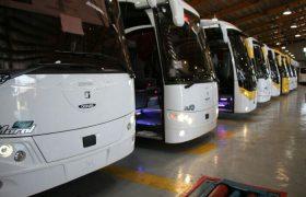 بررسی قیمت گذاری اتوبوسهای تولیدی شرکت عقاب افشان