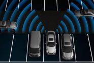 سیستم تشخیص ترافیک در بخش عقبی خودرو