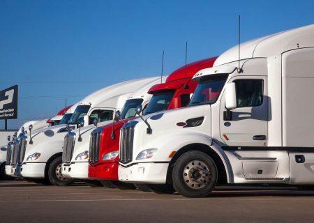 نوسازی ناوگان در انتظار واردات کامیون های دست دوم