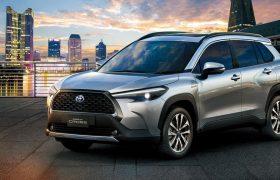 کرولا کراس هیبرید جدیدترین SUV تویوتا