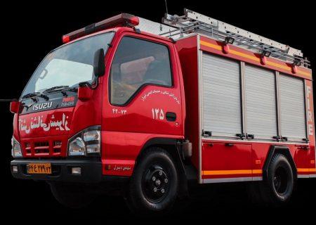بهمن دیزل تنها شرکت دارای گواهینامه استاندارد ملی در تولید کاربری آتش نشانی