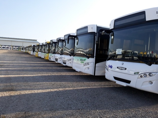 قیمتگذاری اتوبوسهای شرکت عقاب افشان بررسی شد