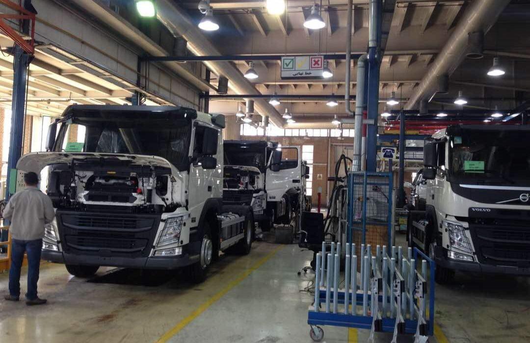 تحویل اولین سری از کامیون های نوسازی شده تا ۲ هفته آینده