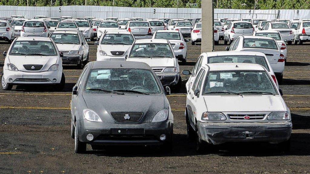 فروش فوق العاده ۱۵۲ هزار دستگاه خودرو توسط ایران خودرو و سایپا تا پایان سال