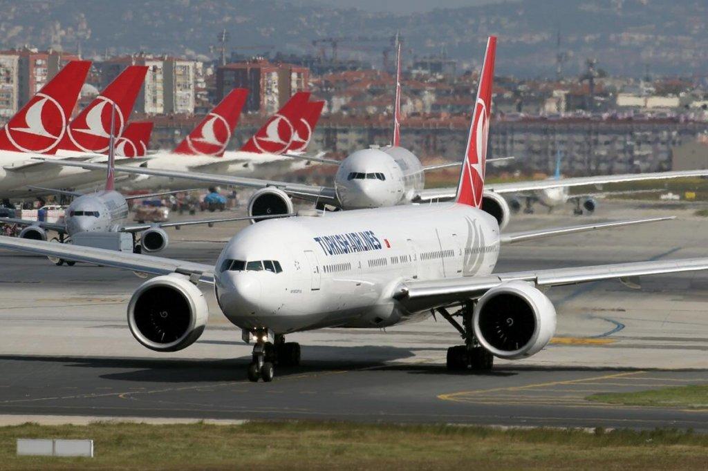 پروازهای شرکت هواپیمایی «ترکیش ایرلاینز» به ایران دوباره لغو شد