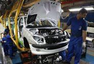 تولید ۴۰۵ هزار خودرو سواری در نیمه نخست سال جاری