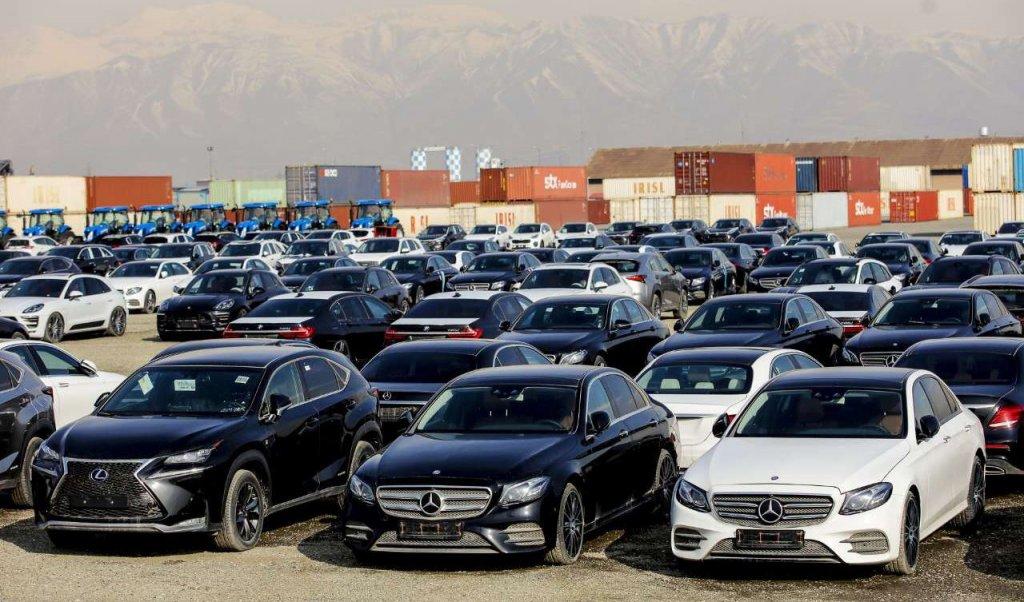 شرایط فروش و پیش فروش خودروهای خارجی