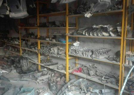 فروش قطعات دست دوم بهجای نو در بازار لوازم یدکی