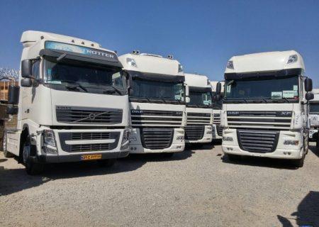 کاهش سهمیه پایه گازوئیل کامیونها متوقف شد