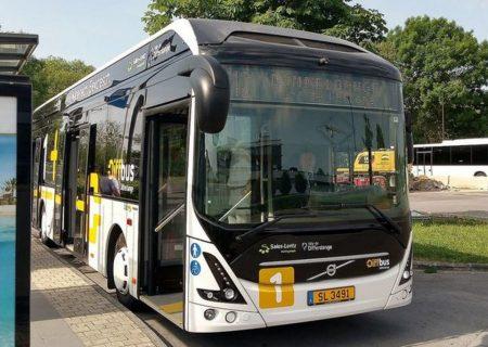 نمونه صنعتی اتوبوس برقی امسال می آید