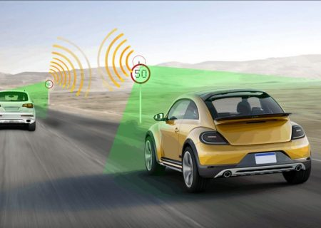 ابداع علائم راهنمایی و رانندگی هوشمند