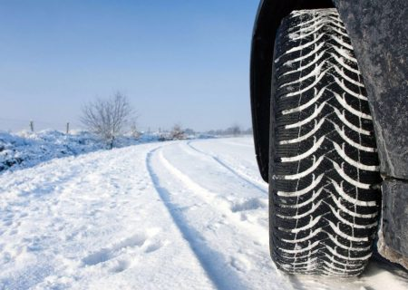 نقش تایرهای زمستانی در افزایش ایمنی خودرو