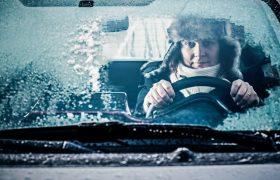 چگونه خودرو خود را در زمستان گرم کنیم؟