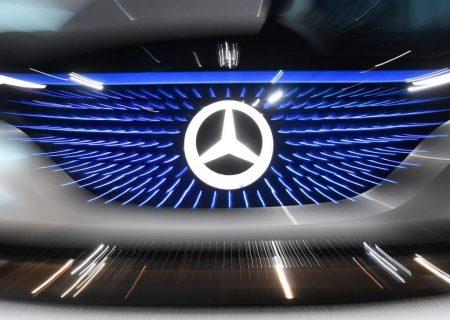مرسدس بنز به رتبه سوم تولیدکنندگان خودروهای باکچری سقوط کرد