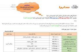 فروش جدید سایپا از فردا ۹ اسفند + جزئیات