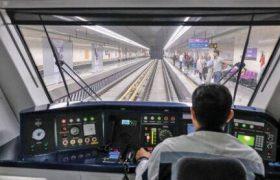 سرمشق چینی در بومی سازی قطارهای مترو