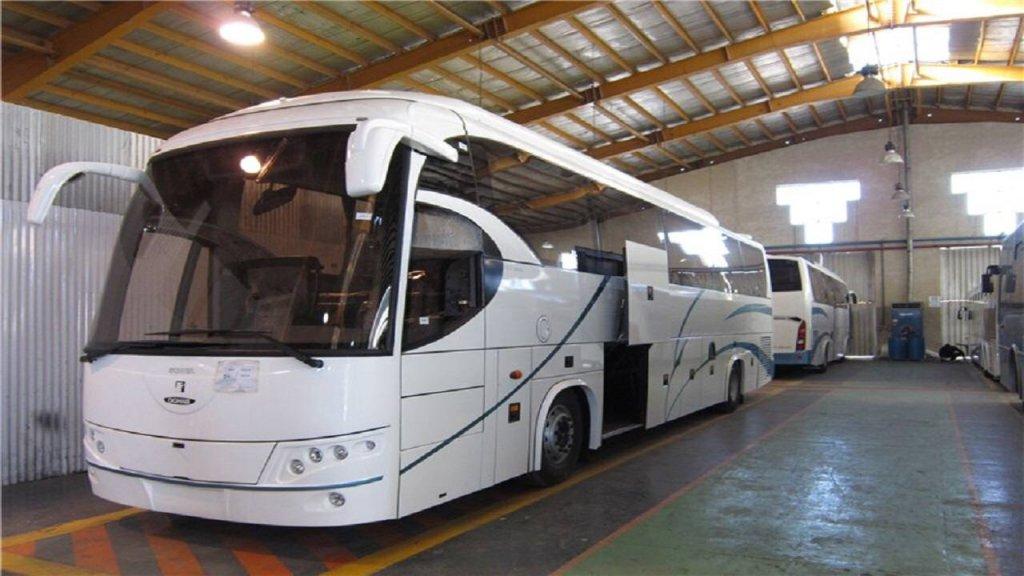 کاهش تولید اتوبوس، مینیبوس و میدلباس