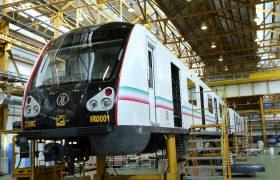 فرآیند اخذ استانداردهای بینالمللی قطار ملی مترو آغاز شد