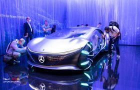نخستین روز نمایشگاه بینالمللی خودرو در آلمان: به آینده خوش آمدید!