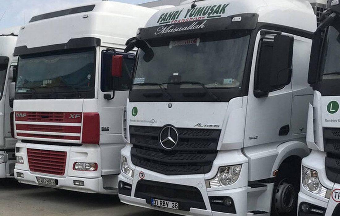 اولتیماتوم برای ترخیص کامیونهای اروپایی جواب داد