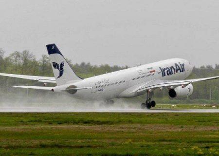 رشد پروازهای عبوری از آسمان ایران در خردادماه نسبت به سال گذشته