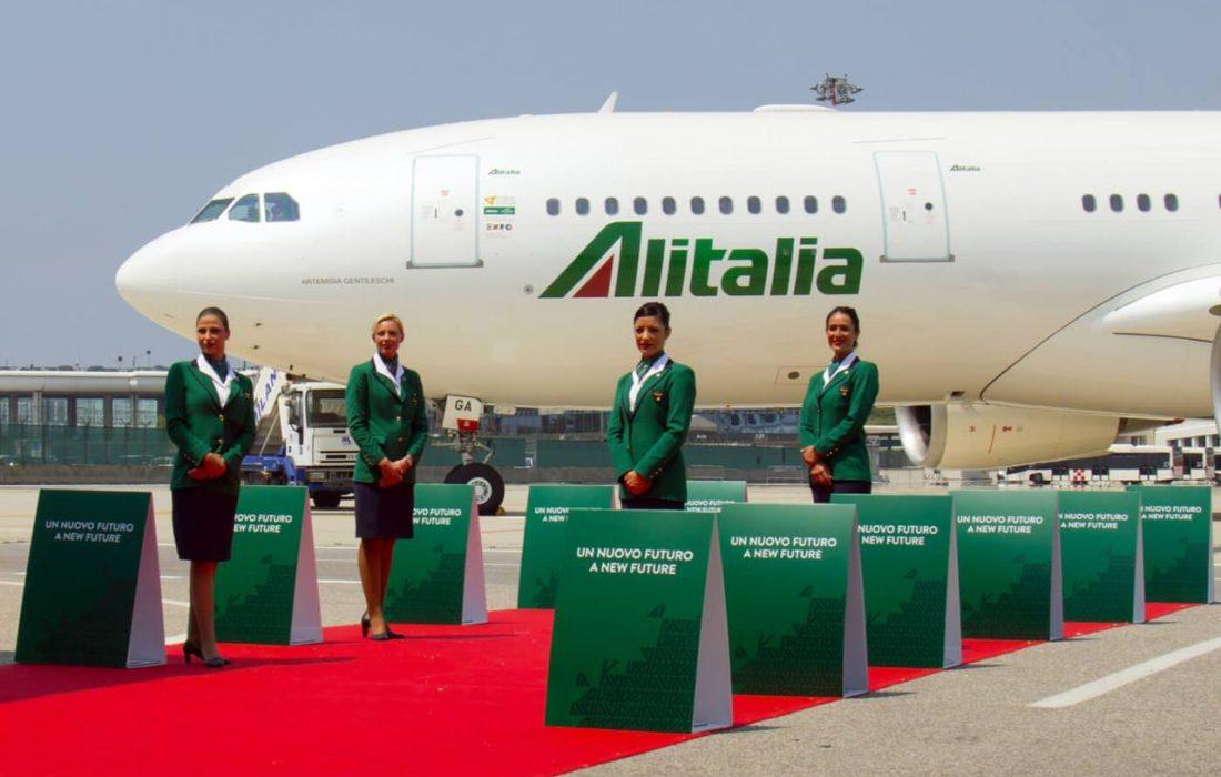 امشب آلیتالیا آخرین پروازش را انجام می دهد