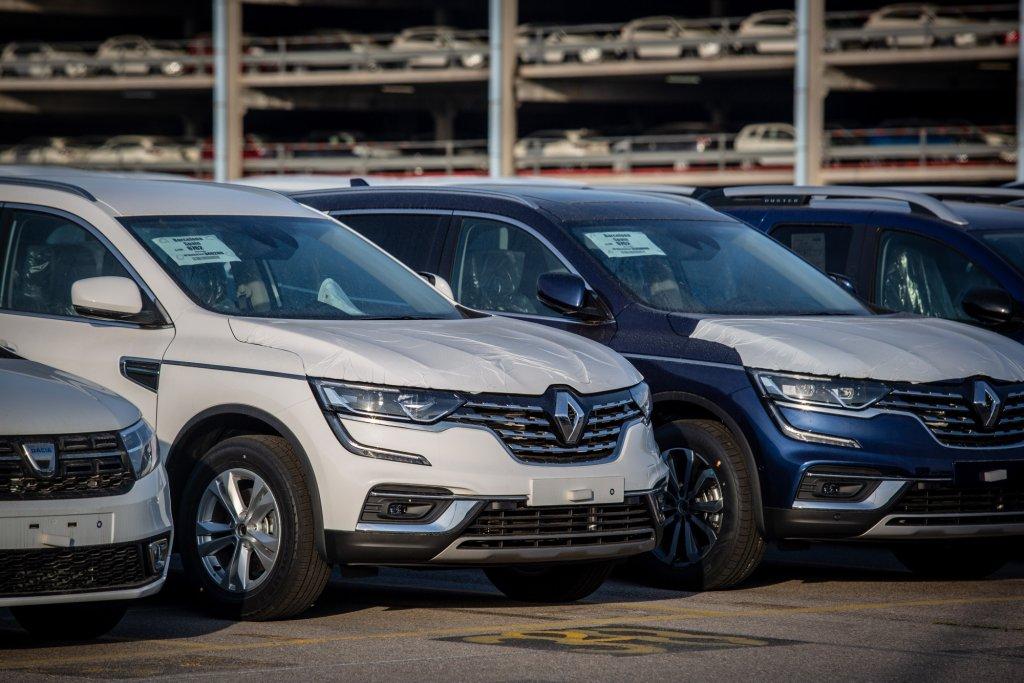 ریزش ۸۸ درصدی فروش خودرو در فرانسه