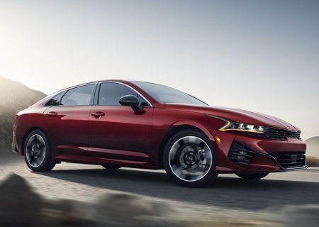 خودرو کیا اپتیما مدل ۲۰۲۱