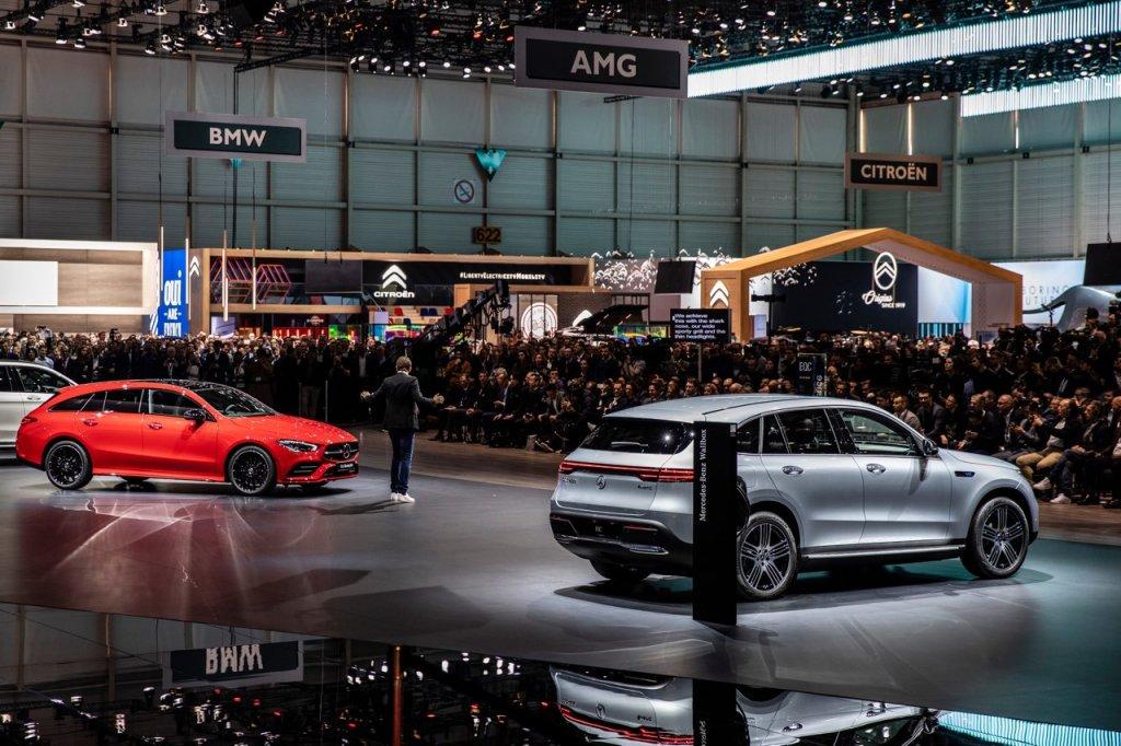 نمایشگاه خودرو ژنو تا سال ۲۰۲۲ برگزار نمیشود!