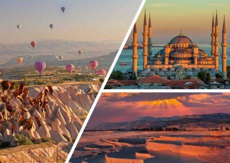 انجام تور به ترکیه صحت ندارد