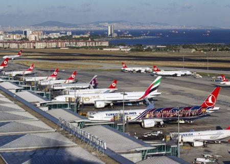 پروازهای تهران استانبول تعویق خواهد شد؟