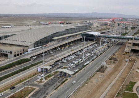 کاهش ۹۵ درصدی جابجایی مسافر در فرودگاه امام خمینی(ره)