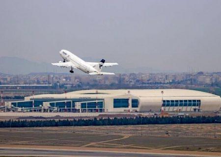 کاهش ۵۲ درصدی پروازها از فرودگاههای کشور در بهار امسال