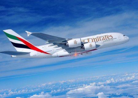 هواپیمایی امارات تهران را به برنامه پرواز خود افزود
