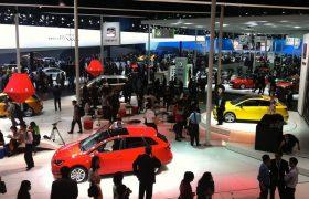 بازگشت نمایشگاه خودروی پکن