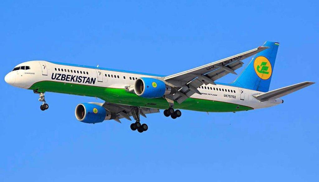 پرواز مستقیم در مسیر تهران-تاشکند برقرار میشود
