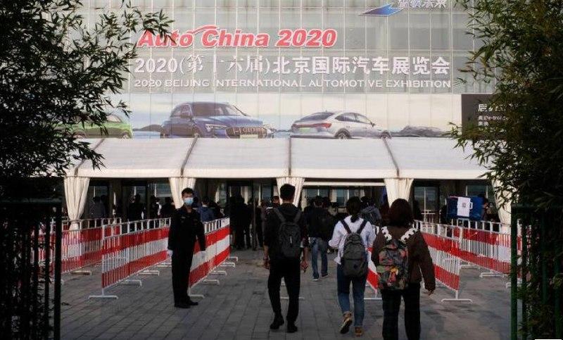 برگزاری نمایشگاه بین الملل خودروی پکن با وجود کرونا