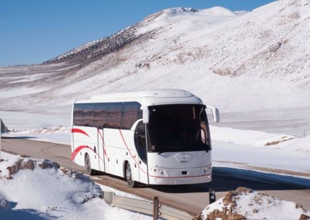 اتوبوس مارال اسکانیا ۴ ستاره شد