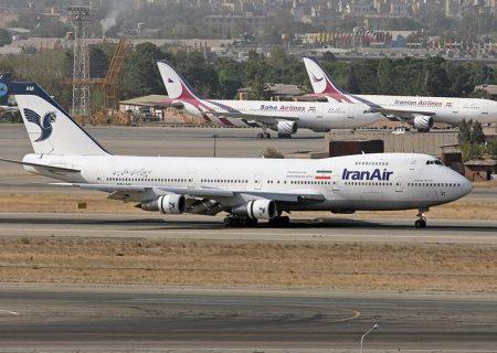 توقف تصمیم شرکتها برای افزایش قیمت بلیط هواپیما/ زمان تصمیمات هیجانی نیست